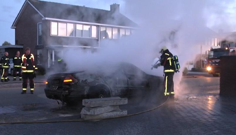 Al meer dan 60 branden in Hoogeveen