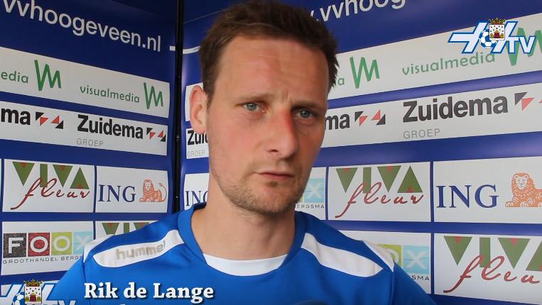 Reactie Rik de Lange na Hoogeveen – SC Erica