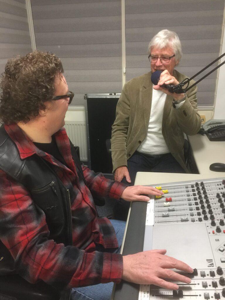 Wim Oosting en Richard VanderLey