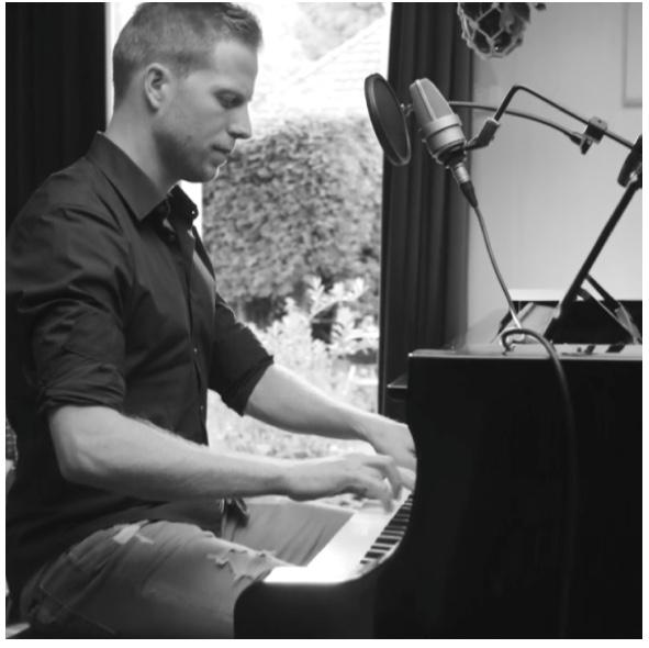 "Maurice Mulderij vrijdag 21 oktober live bij ""A Touch Of Country"""