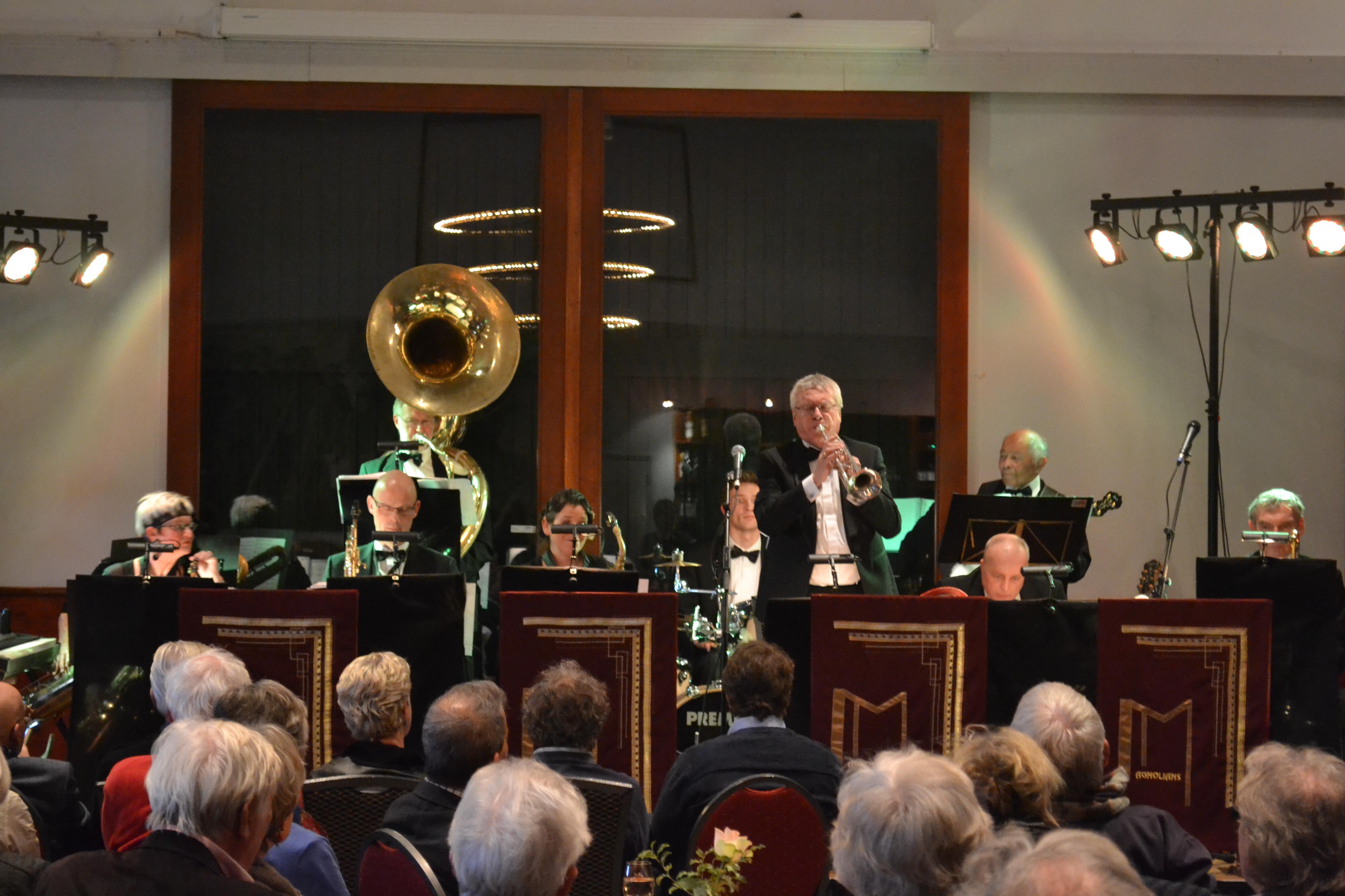 Hoogeveense band The Magnolians bij After Dinner Jazz