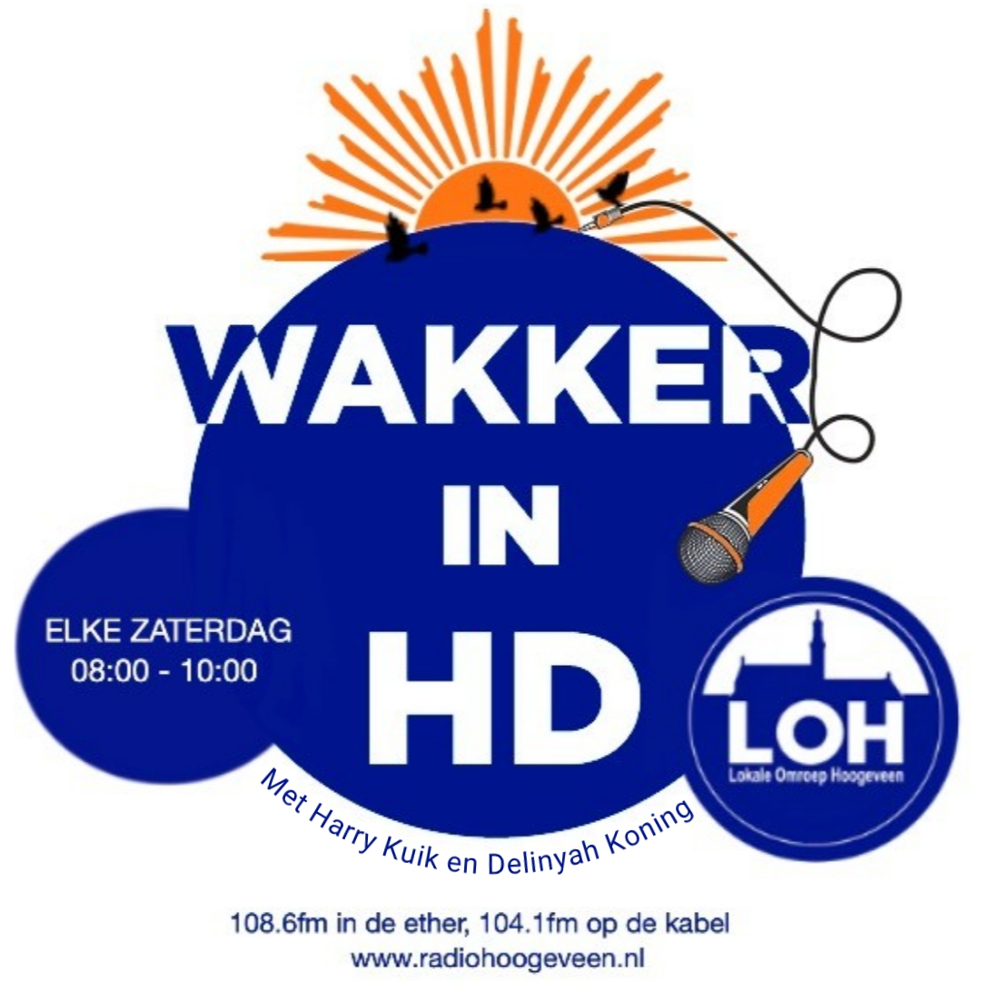 Nieuw ochtendprogramma: Wakker in HD